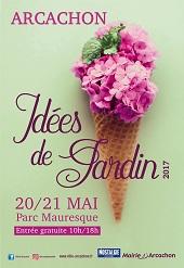 La Serre o délices Idée de jardin Arcachon 2017